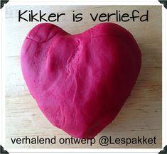 Kikker is verliefd (verhalend ontwerp) | Lespakket