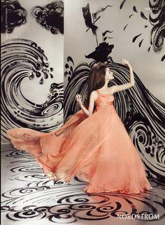 Versace, Designer, Ruben Toledo 2008, artwork