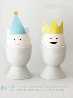 Egg heads: Sweet Paul Magazine Spring 2012