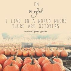 Fall is officially here!  . . . #October #Fall #Fall2017 #PumpkinEverything