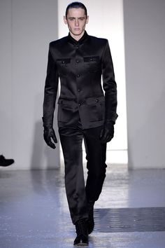 COUTE QUE COUTE: MUGLER AUTUMN/WINTER 2013/14 MEN'S COLLECTION