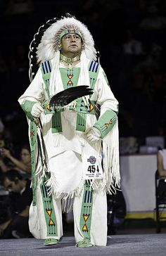 2007 Powwow by Smithsonian Institution, via Flickr