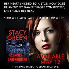 Could you survive a stalker in the devil's underground? #ebooks #thriller #kindle