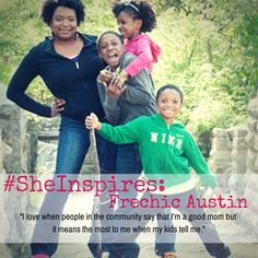 """#SheInspires 