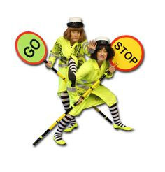 The Lollipop Ladies – Comedy Walkabout Characters