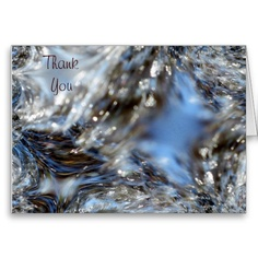 Wave Thank You Cards (Blank)