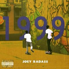 """Hip-hop's young MC Joey Badass enters the game with the incredible """"Survival Tactics""""."""