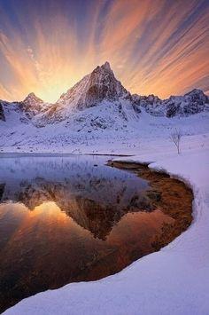Barf Peak, Norway