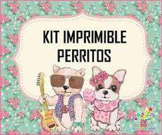 Resultado de imagen para perritos simones para imprimir Puppy Party, Handicraft, Teddy Bear, Puppies, Comics, Fictional Characters, Bulldogs, Party Ideas, Candy