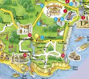 Award winning touring & campsite in Devon - Woodlands campsite and caravan park in Devon has 5 star facilities and you get free entry to Woodlands family theme park for the duration of your stay. Family Theme, Campsite, Touring, Holidays, Camping, Holidays Events, Holiday, Vacation, Annual Leave