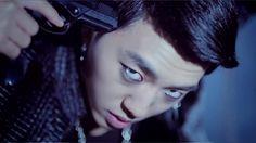 "Yongguk ""One Shot"" Japanese mv"