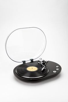 I like the super Mod look. $200.00 (USB Tabletop record player.)