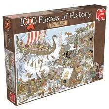 Afbeeldingsresultaat voor pieces of history puzzel