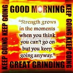"""Good Morning... Now let's go!"" N-A-M-E-S #goodmorning #goodmorningpost #buenosdias #gr8days #busy #rise #grind #consistency #nameslife #nodaysoff #go #nyc #mindset #push #win #hard #work #dope #hiphop #quoteoftheday #names1ife #artistoftheyear #artistdevelopment #motivation #love #strength #keep #going   via Instagram"