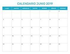Diseño del mes de Junio año 2019 para imprimir Jpg, Back To School, Periodic Table, Diagram, Learning, Mayo, Friendship, Scrap, Bullet Journal