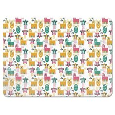 Uneekee Crazy Monsters Placemats