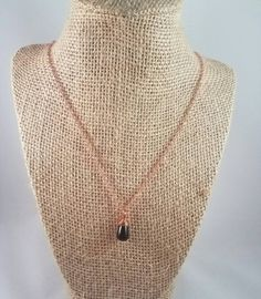 Hey, I found this really awesome Etsy listing at https://www.etsy.com/listing/498564393/smoky-quartz-and-copper-tiny-pendant