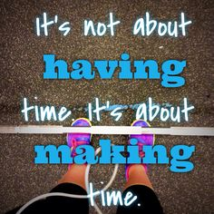 Make time to get fit! In just 6 weeks you could be in the best shape of your life.