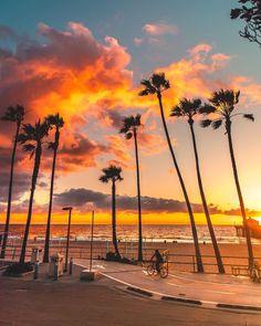 Manhattan Beach California by @_kmuns by CaliforniaFeelings.com california cali LA CA SF SanDiego