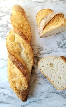 This gluten free artisan bread will change your life. Crusty bread so good that no one will know it's gluten free! Get the recipe: Gluten-Free Artisan Bread Gluten Free Cakes, Gluten Free Diet, Gluten Free Dairy Free Bread Recipe, Gluten Free French Baguette Recipe, Gluten Free Bread Flour Recipe, Gluten Free Homemade Bread, Gluten Free Lunches, Gluten Free Baking Recipes, Gluten Free Dinners