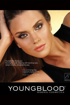 Youngblood mineral makeup cruelty free