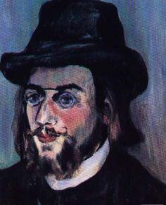 Erik Satie  French Composer--  some of the most fabulous music I've ever heard!!!