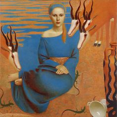 Andrey Remnev combines Russian Techniques & Surrealism