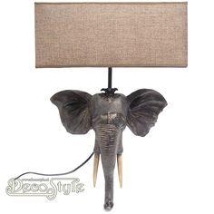 Wandlamp Olifantenko