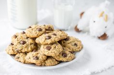 These cookies make a great homemade gift for new mums, especially if they need a boost to their milk supply.
