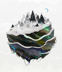 winter mountains | Flickr: partage de photos!