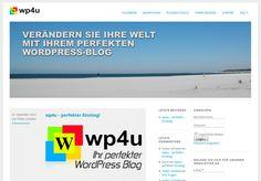 wp4u - Ihr perfekter Blog