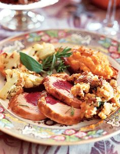 Country Farmhouse Thanksgiving Menu