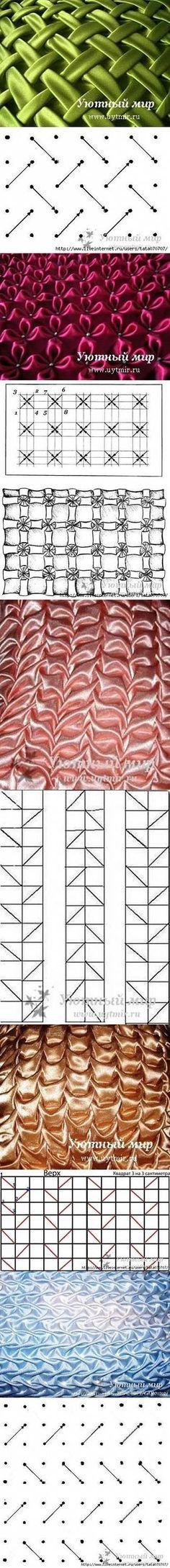 Mejores 26 imágenes de patrones de almohadas drapeadas en Pinterest ...