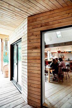 Bæredygtig bolig: Træhuset i skoven - Boligliv