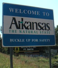 Every year, right around this time, I start to missin Arkansas a whole heck of a lot :( ❤