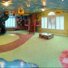 Fun play room!