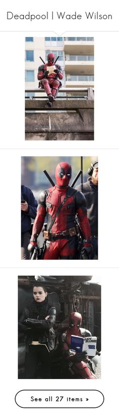 """""""Deadpool 