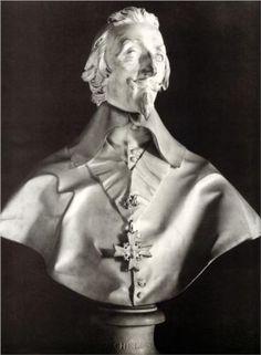 Portrait Bust of Cardinal Richelieu - Gian Lorenzo Bernini