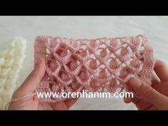 Crochet Motif, Crochet Hats, Crochet Patterns For Beginners, Fingerless Gloves, Arm Warmers, Make It Yourself, Knitting, Youtube, Charlotte