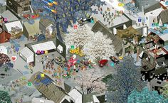 Winning the 2012 Global Architecture Graduate Awards is RCA graduate Haiwei Xie's hybrid project where East meets West