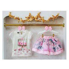 Dessa lindeza tem por aqui na#AmorecoInfantil !!Conjuntinho #anjodagua com estampa floral um luxo!! Enviamos para todo o Brasil e Exterior ✈✈ Vendas online :: ❤WhatsApp 62 8101 2323 WhatsApp 62 8202 2296 WhatsApp 62 9639 2888 #amorecoinfantil #fofura #encanto #Amor #love #littlebaby #instalike #Rosa #renda #look #kidsfashion #pituchinhus #monsucre  #fashion #temqueter #tbt #ig_beautiful_kids
