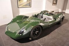 1964 LOTUS 30MK1 Maintenance of old vehicles: the material for new cogs/casters/gears/pads could be cast polyamide which I (Cast polyamide) can produce