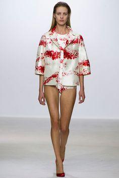 Giambattista Valli - Primavera/Verano '13 #Paris #Italia #Moda