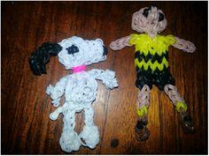 Snoopy en Charlie Brown