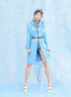Kim Ro Sa for Allure Korea Mar 2017