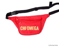 ChiO Classic Fanny Pack