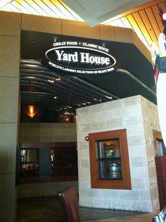 Restaurant Entrance Of Yard House Restaurant At Red Rock Casino Resort & Spa In Las Vegas, Nevada.