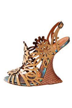 Edmundo Castillo spring 2013 shoes