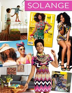 Girl Crush: Solange Knowles