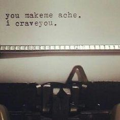 I crave you! Love And Lust, Sex And Love, Love You, Cute Love Quotes, I Crave You, Discipline, Crazy Love, Love Others, Hopeless Romantic